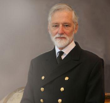 Captain Richard Woodman